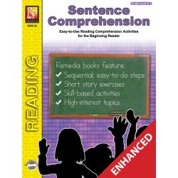 Sentence Comprehension (Enhanced eBook)