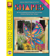 Shapes: Perceptual & Spatial Activities (eBook)