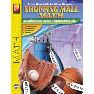 Shopping Mall Math (eBook)