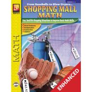 Shopping Mall Math (Enhanced eBook)