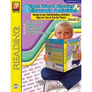 Sight Word Stories & Seatwork Activities - Book 2 (eBook)