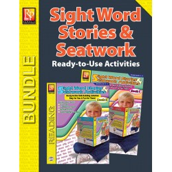 Sight Word Stories & Seatwork Activities (Bundle)
