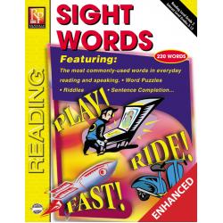 Sight Words Activities (Enhanced eBook)