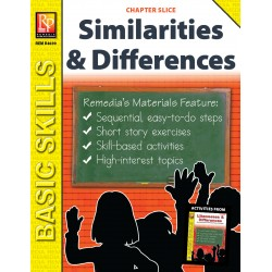 Similarities & Differences: Primary Thinking Skills (Chapter Slice)