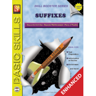 Suffixes: Skill Booster Series (Enhanced eBook)