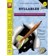 Syllables: Skill Booster Series (eBook)