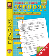 Skill-By-Skill Comprehension Practice - Reading Level 1-3 (Enhanced eBook)
