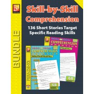 Skill-By-Skill Comprehension Practice (Bundle)