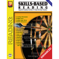 Skills-Based Reading - Reading Level 4-5 (Enhanced eBook)