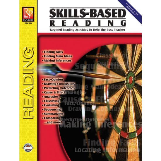 Skills-Based Reading - Reading Level 5-6 (eBook)