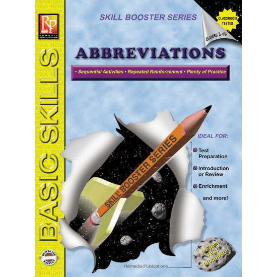 Abbreviations: Skill Booster Series (eBook)