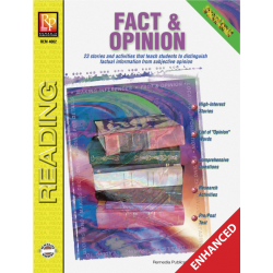 Specific Skills Series: Fact & Opinion (Enhanced eBook)