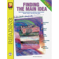 Specific Skills Series: Finding the Main Idea (eBook)