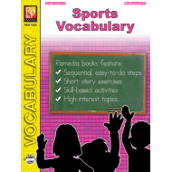 Sports Vocabulary (eBook)