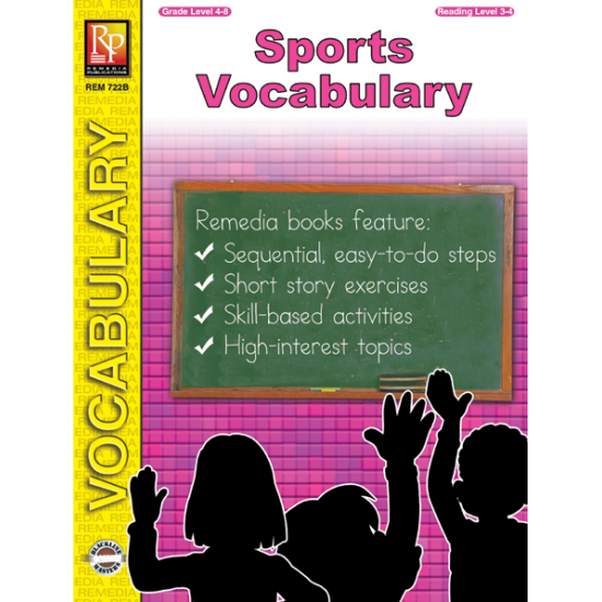 Sports Vocabulary (eBook)