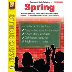 Spring Activities for All Subjects (eBook)