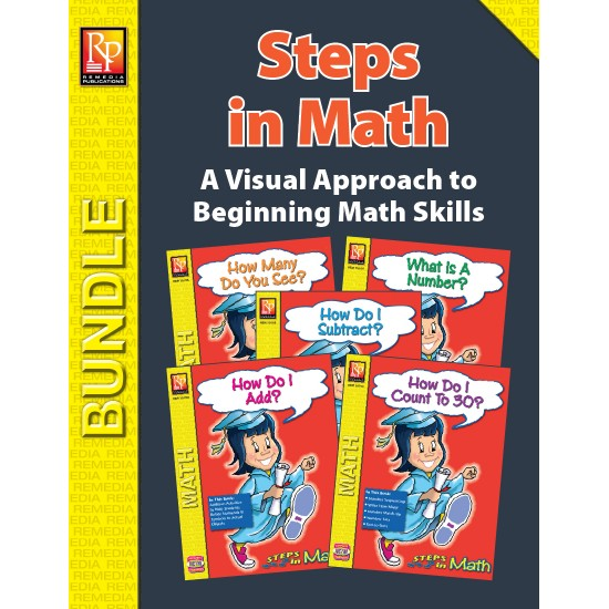 Steps in Math (Bundle)