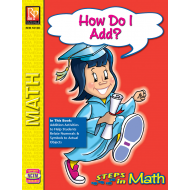 How Do I Add? - Steps in Math (eBook)
