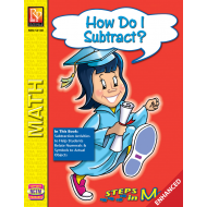 How Do I Subtract? - Steps in Math (Enhanced eBook)