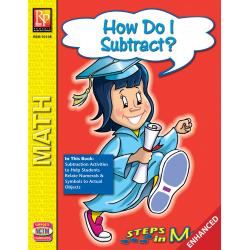 How Do I Subtract? - Steps in Math (Enhanced eBook)