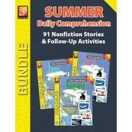 Daily Comprehension: Summer (Bundle)