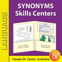 Synonyms: Skill Centers (eBook)