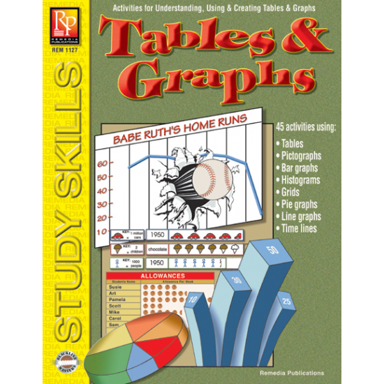 Tables & Graphs (eBook)