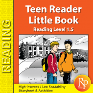 Teen Reader Storybook: My Best Friend (Reading Level 1.5)