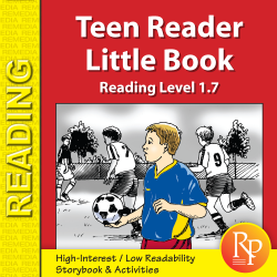 Teen Reader Storybook: Living in Spain (Reading Level 1.7)