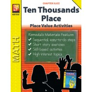 Ten Thousands Place: Place Value Activities (Chapter Slice)