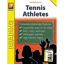 Reading About Famous Tennis Athletes (Chapter Slice)