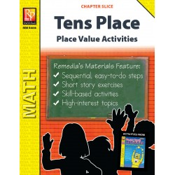 Tens Place: Place Value Activities (Chapter Slice)