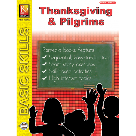 Thanksgiving Unit - Grades 2-3 (eBook)