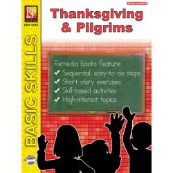 Thanksgiving Unit - Grades 4-5 (eBook)