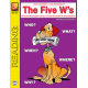 The Five W's - Reading Level 2 (eBook)