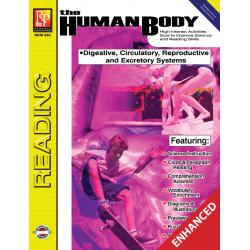 The Human Body: Digestive, Circulatory, Reproductive, & Excretory Systems (Enhanced eBook)