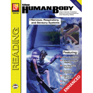 The Human Body: Nervous, Sensory, Respiratory Systems (Enhanced eBook)