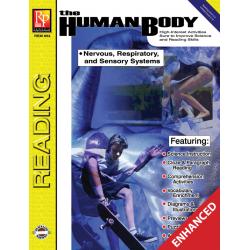 The Human Body: Nervous, Sensory, Respiratory Systems (Enhanced eBook)