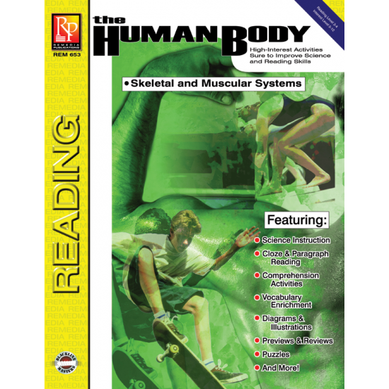 The Human Body: Skeletal & Muscular Systems (eBook)