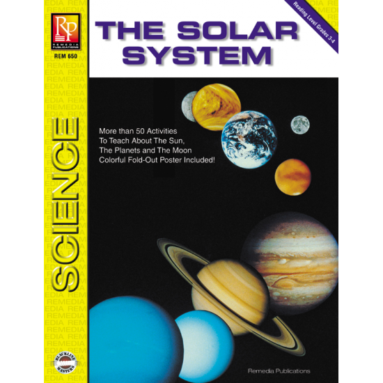 Reading About the Solar System (eBook)