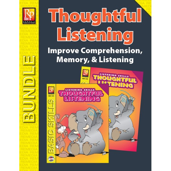 Thoughtful Listening  (Bundle)