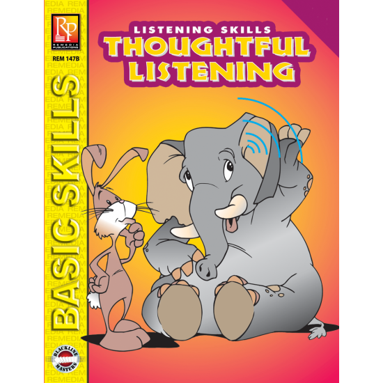 Thoughtful Listening - Grades 5-6 (eBook)