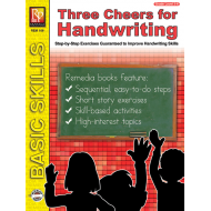 Three Cheers for Handwriting (eBook)
