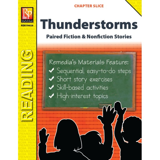 Paired Fiction & Nonfiction Stories: Thunderstorms (Chapter Slice)