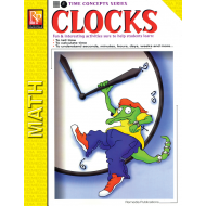 Clocks: Time Concepts (eBook)