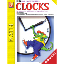 Clocks: Time Concepts (Enhanced eBook)