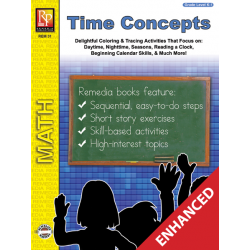 Time Concepts (Enhanced eBook)