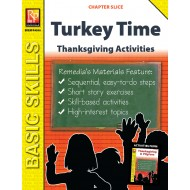 Turkey Time: Hands-On Thanksgiving Activities (Chapter Slice)