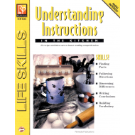 Understanding Instructions: In the Kitchen (eBook)
