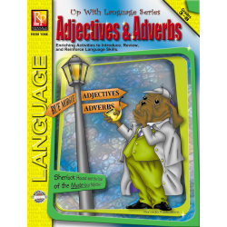 Up With Language Series: Adjectives & Adverbs (eBook)
